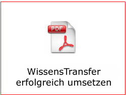 Wissenstransfer